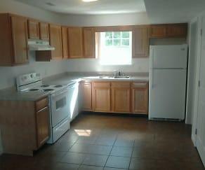 Kitchen, Autovilla Townhomes