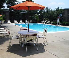 Pool, Gaither House