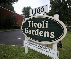 Community Signage, Tivoli Gardens