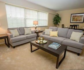 Living Room, Rosemont Plaza