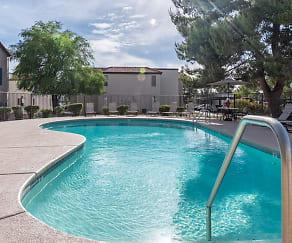 Pool, Cantera