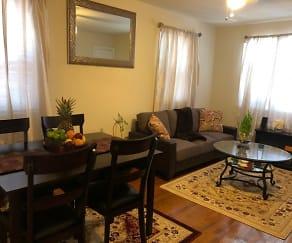 Living Room, Sky Properties