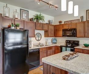 Kitchen, Ridge At Perry Bend