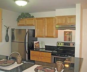 Kitchen, Sanctuary at Heather Ridge