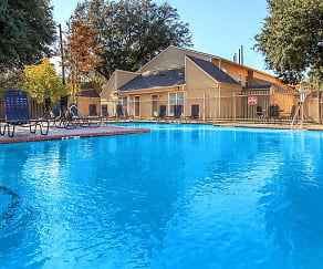 Pool, White Rock Hills Townhomes