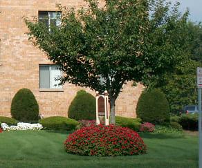 Building, Jefferson Arms Apartments