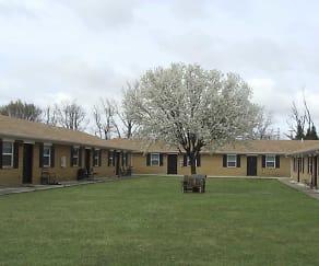 Building, Cooper Park