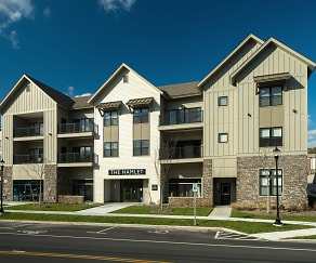 Building, The Hamlet at Saratoga Springs Apartments