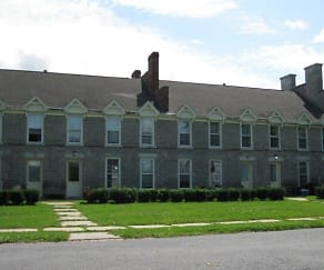 Building, The Apartments at Madison Barracks