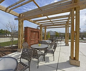 Patio / Deck, Independence Place in Prince George