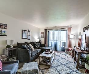 Living Room, Davison Square