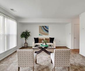 Living Room, Beaufort Manor