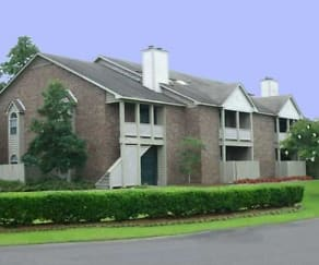 Building, Laketree Apartments