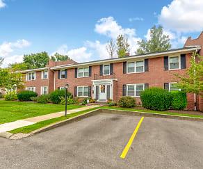 Building, Williamsburg & Portage Pointe Apartments