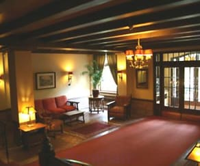 Lobby, Roosevelt Apartments