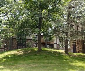 Building, Oak Hill Village