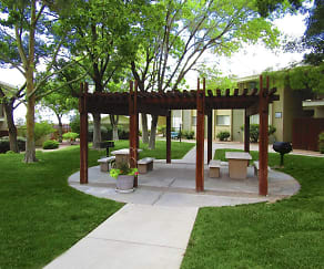 Landscaping, North Park