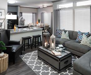 Living Room, Tintara at Canyon Creek