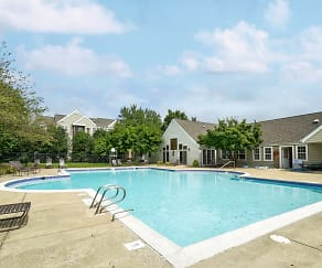 Pool, The Apartments at Owings Run