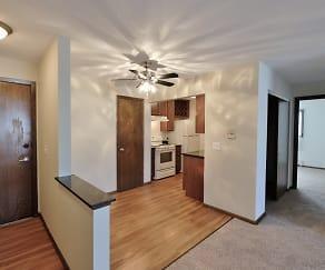 Dining Room, Minnehaha Apartments I & II