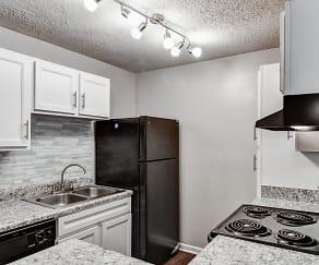 Kitchen, Gregory Lane
