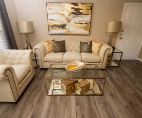 Living Room, The Veranda