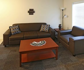 Living Room, Collegiate Village