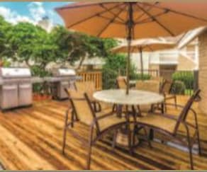 Patio / Deck, Fusion Orlando