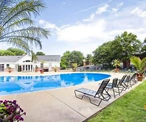 Pool, Covington Place