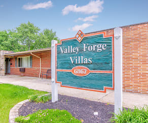 Community Signage, Valley Forge Villas