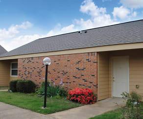 Building, Wesley Graceland Gardens