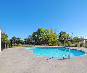 Pool, Northland Village