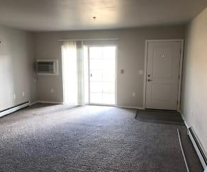 Living Room, Maple Ridge Estates