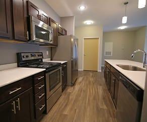 Kitchen, Coulee Ridge