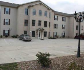 Building, Enclave Apartments