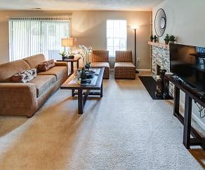 Living Room, Stadler Place