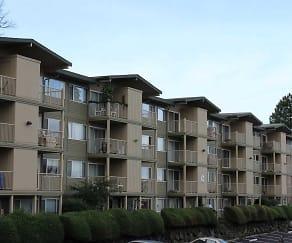 Building, The Terrace Apartments