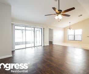 Living Room, 1085 Covington St