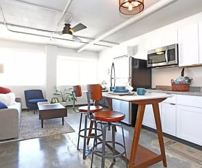Kitchen, Loft 205