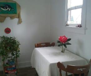 Dining Room, peabody