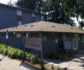 Community Signage, Parkview
