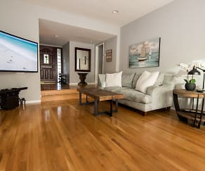 Living Room, 3791 Wasatch Avenue