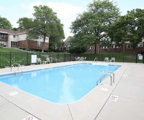 Pool, Morningside Hills Apartments