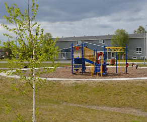 Playground, Corvias at Eielson AFB