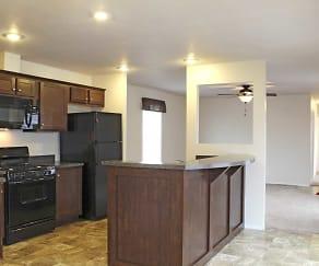 Kitchen, Creek Wood