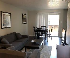 Living Room, Terrain
