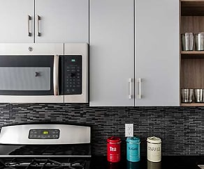 One Bedroom Kitchen, Ava DoBro