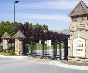 Community Signage, Juliet Place