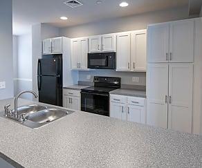 Kitchen, Wynchase II Townhomes