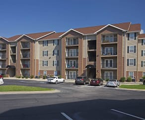 Building, Terrace Green Apartments - Joplin